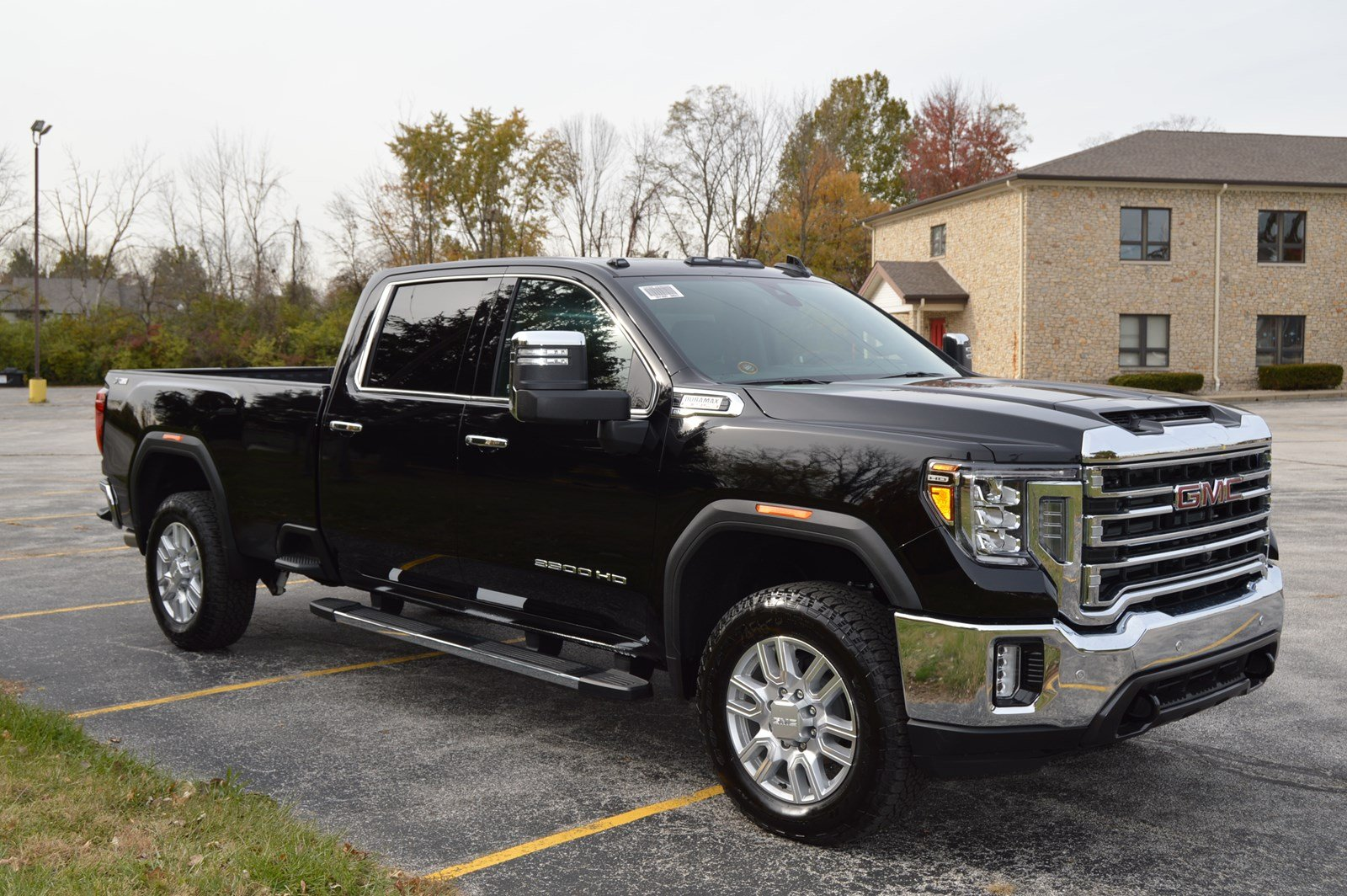 New 2020 GMC Sierra 3500HD SLT