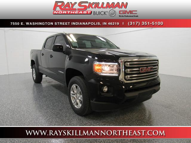 Pre-Owned 2019 GMC Canyon 4WD Crew Cab 140.5 SLE