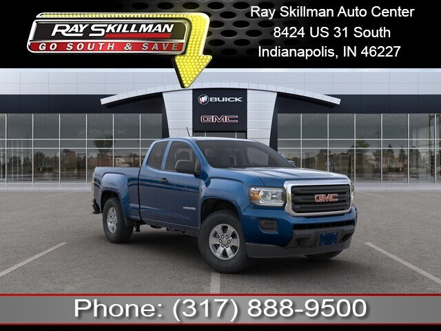 New 2019 GMC Canyon 2WD