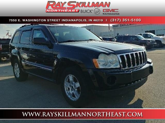 Pre-Owned 2007 Jeep Grand Cherokee 4WD 4dr Laredo