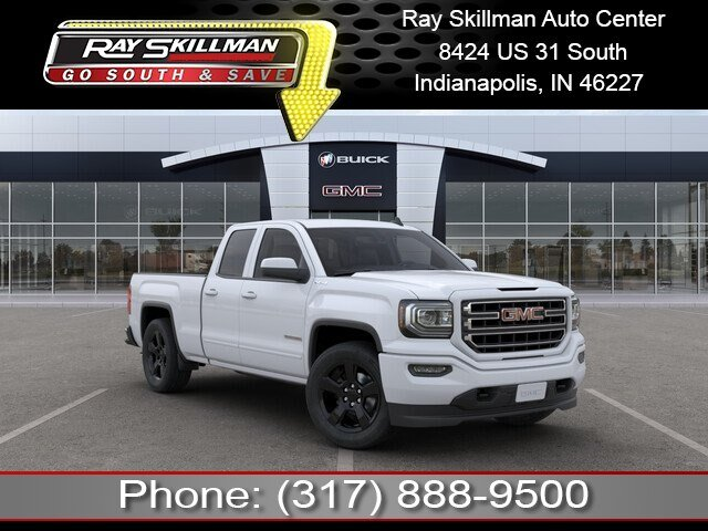 New 2019 GMC Sierra 1500 Limited DBL CAB 4WD 143.5^^'