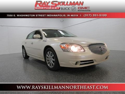 Pre-Owned 2011 Buick Lucerne 4dr Sdn CXL Premium