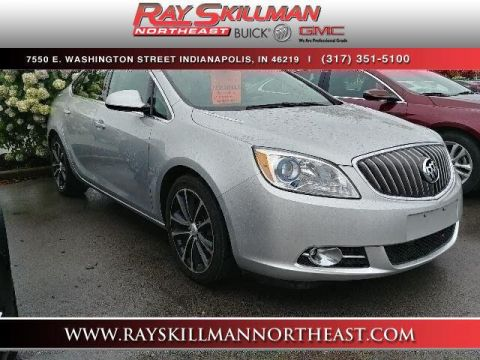 Pre-Owned 2016 Buick Verano 4dr Sdn Sport Touring
