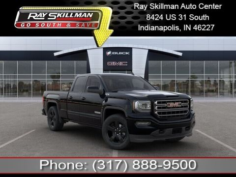 New 2019 GMC Sierra 1500 Limited DBL CAB 4WD
